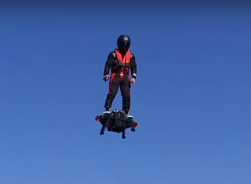 The US Military Could Soon Equip Soldiers With Their Own Hoverboards