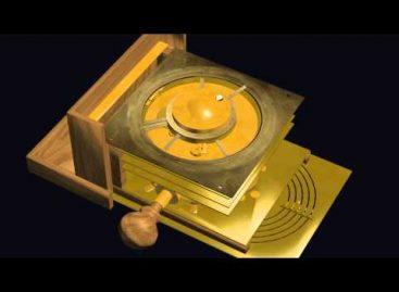 Virtual Reconstruction of the Antikythera Mechanism