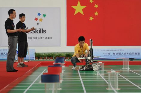 China's Robotics Rush Shows How Its Debt Can Get Out of Control