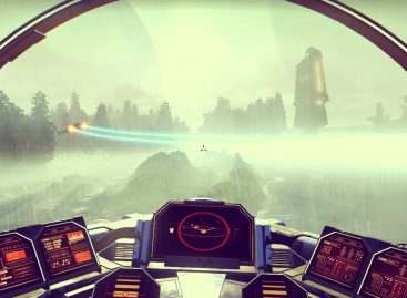 'No Man's Sky': From a Humble Shed to a New Gigantic Universe