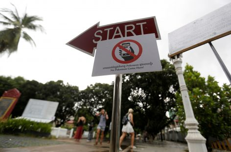 Cambodia Bans Pokemon Go Game at Genocide Museum