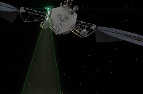 NASA Asteroid Redirect Mission Completes Design Milestone