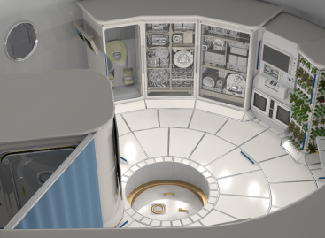 NASA Selects Six Companies to Develop Prototypes, Concepts for Deep Space Habitats