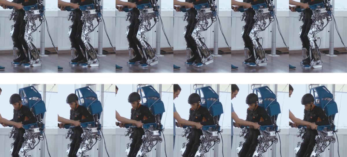 Virtual Reality and Exoskeletons Helped Paraplegics Walk Again
