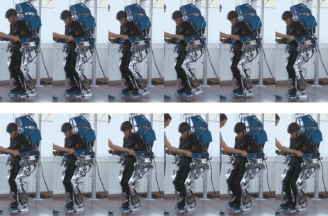 Virtual Reality and Exoskeletons Helped Paraplegics Walk Again
