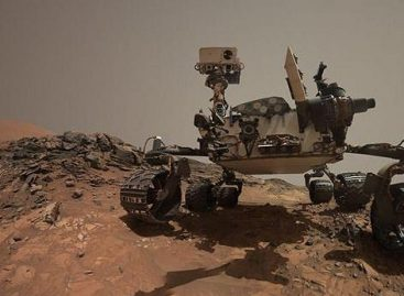 Curiosity Has Disproved 'Old Idea of Mars as a Simple Basaltic Planet'