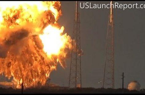 SpaceX Appeals for Help in Probe of Rocket Blast