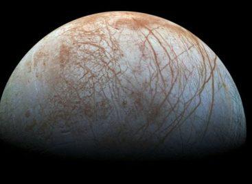 Europa is Spewing Water Jets