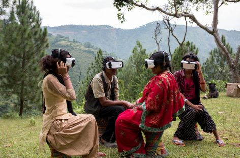 WaterAid Debuts 'Aftershock' – VR Film Starring Inhabitants Of Nepalese Village Devastated By Earthquake