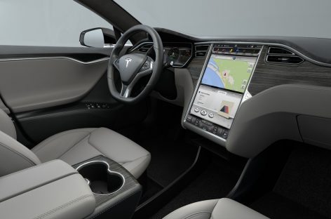 Tesla's Updated Autopilot Uses Radar For Safety, Can Exit Highways