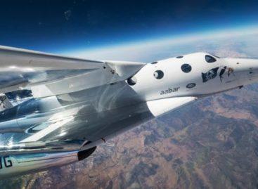 Flight Test for Virgin's Replacement Rocket Plane