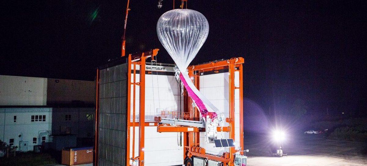 Google's Internet-Beaming Balloon Gets a New Pilot: AI