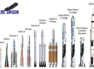 Blue Origin's Huge New Rocket Heats Up Billionaire Space Rivalry