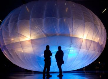 Google Seeks Airspace Access for Internet Balloons