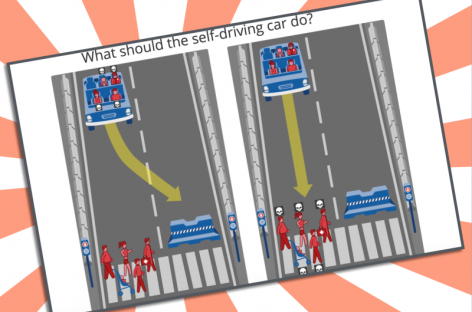 This MIT Online Activity Lets You Choose Who Gets Killed If A Self-Driving Car Wrecks