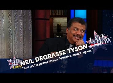 Neil DeGrasse Tyson – Our Four Year Mission: Make America Smart Again