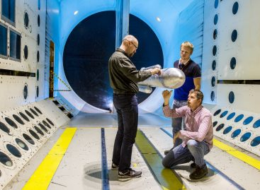 NASA Testing SLS for Transonic Behavior