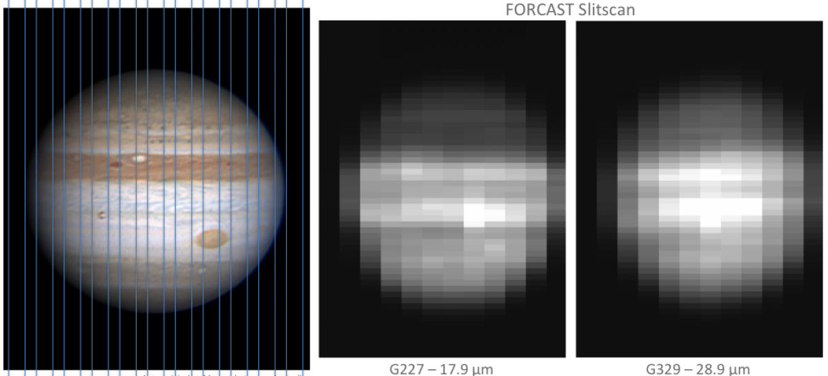 NASA Flying Observatory Makes Observations of Jupiter Previously Only Possible from Space