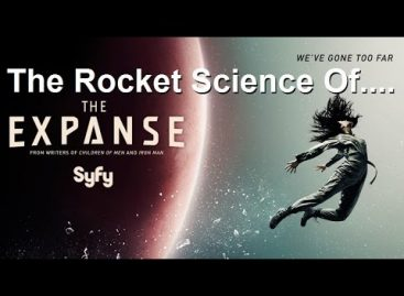Rocket Science of THE EXPANSE