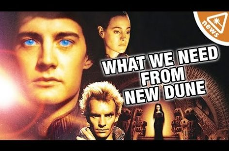 7 Things We Need from the New Dune!