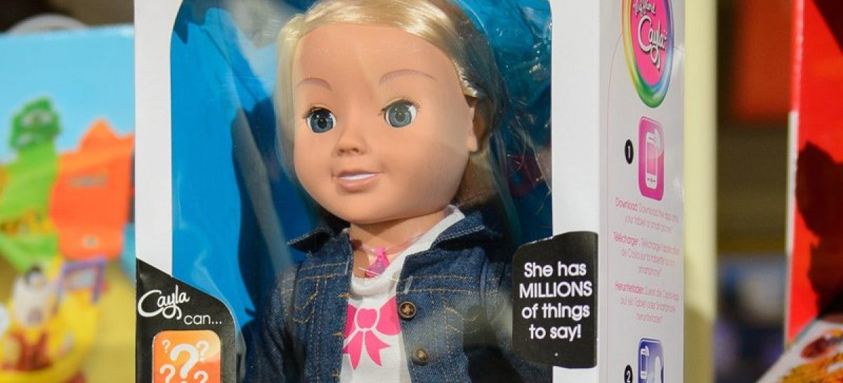 Germany Bans Internet-Connected 'Spy' Doll Cayla