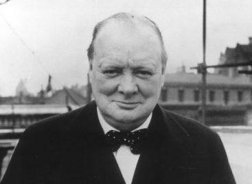 Winston Churchill's views on aliens revealed in lost essay