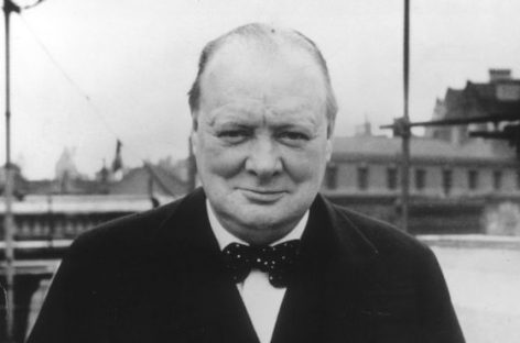 Winston Churchill's views on aliens revealed in lost essay