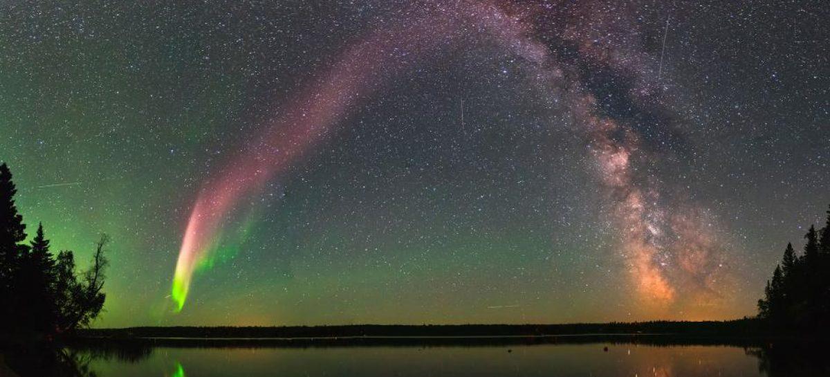 Meet 'Steve,' a Totally New Kind of Aurora