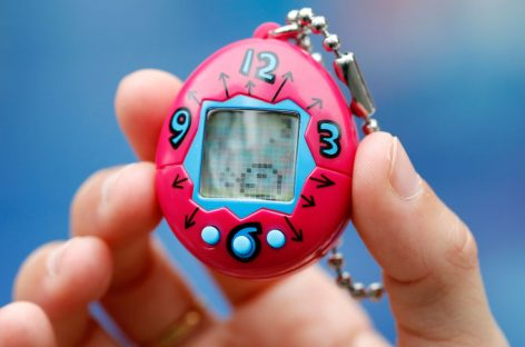 Tamagotchis Are Coming to Your Phone: Slowly Kill Them at Your Leisure