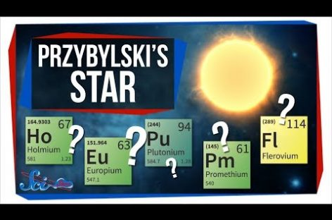 This Star Might Be Hiding Undiscovered Elements