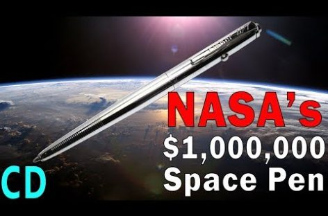 The True Story of Space Pens vs Pencils