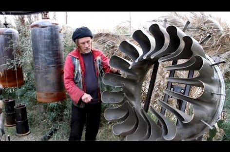 Strange Musical Instruments Never Seen Before – The Anarchestra