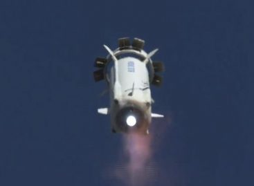 Jeff Bezos' New Shepard Rocket System Flies for 10th Time