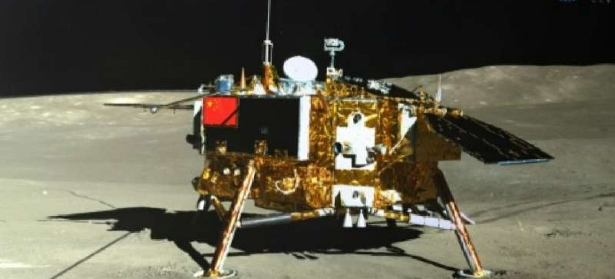 Chinese Rover Finds Lunar Nights Colder Than Expected
