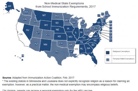 Measles outbreak spreads across anti-vaccine 'hotspot' in Washington