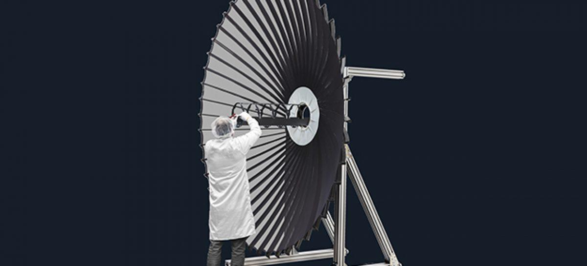 UK's MoD Backs Satellite 'Origami Radar Antennas'