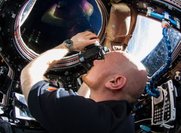 Astronaut Photography Benefiting The Planet