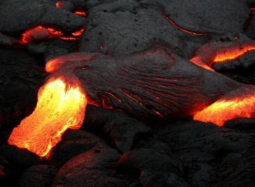 Jurassic World of Volcanoes Found in Central Australia