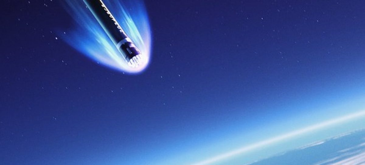 SpaceX Plans to Catch Rockets…With a Helicopter.