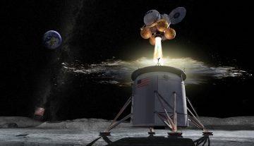 NASA Administrator to Discuss Human Lander Update for Artemis Program