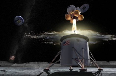 NASA Administrator to Discuss Human Lander Update for Artemis Program